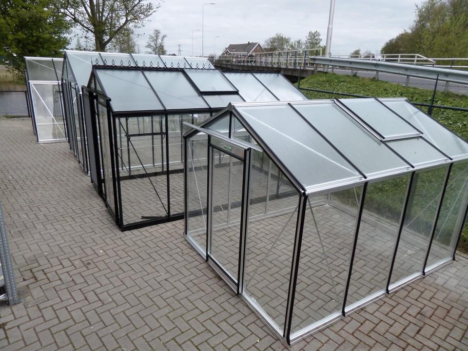 ACD tuinkas R204H-B 6,91 m² Afmeting: 2.32m x 2.98m